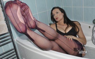 Soaking Wet Feet