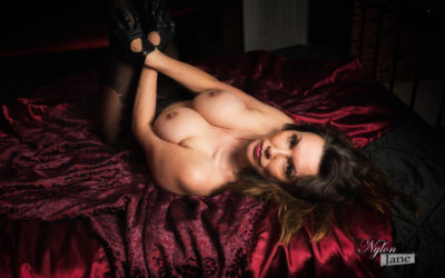 Topless Teasing
